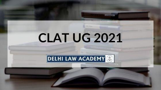 CLAT UG 2021